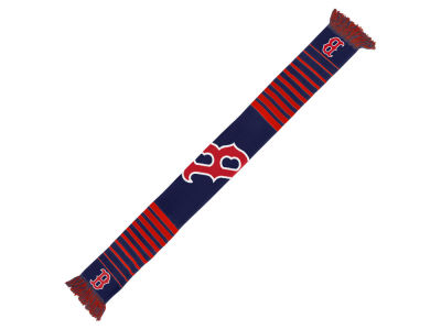 Boston Red Sox Acrylic Knit Scarf Big Logo