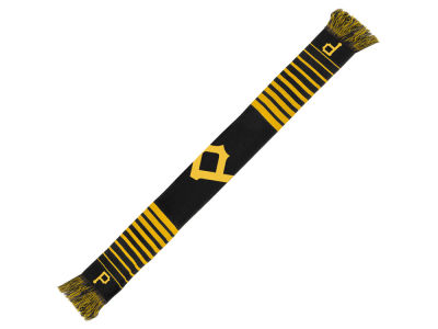 Pittsburgh Pirates Acrylic Knit Scarf Big Logo