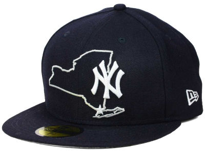 New York Yankees New Era MLB States 59FIFTY Cap