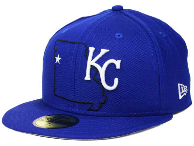 Kansas City Royals New Era MLB States 59FIFTY Cap