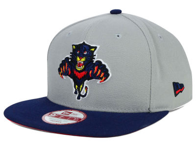 Florida Panthers New Era NHL Bright Ice Up 9FIFTY Snapback Cap