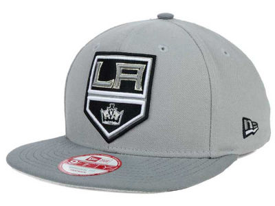 Los Angeles Kings New Era NHL Bright Ice Up 9FIFTY Snapback Cap