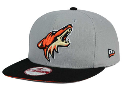 Arizona Coyotes New Era NHL Bright Ice Up 9FIFTY Snapback Cap