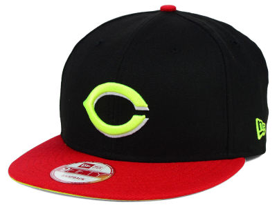 Cincinnati Reds New Era MLB AC Pop 9FIFTY Snapback Cap