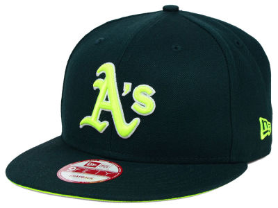 Oakland Athletics New Era MLB AC Pop 9FIFTY Snapback Cap