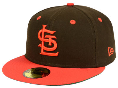 St. Louis Browns New Era MLB Cooperstown 59FIFTY Cap