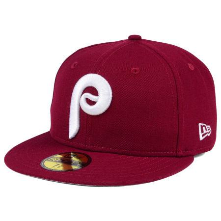 Philadelphia Phillies New Era MLB Cooperstown 59FIFTY Cap