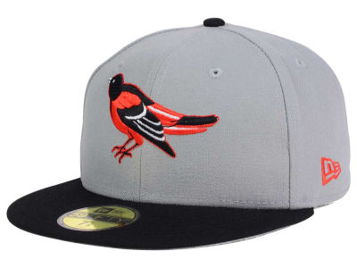 Baltimore Orioles New Era MLB Cooperstown 59FIFTY Cap