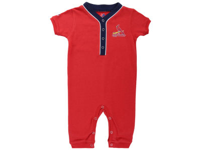 St. Louis Cardinals MLB Newborn Outfield Coverall