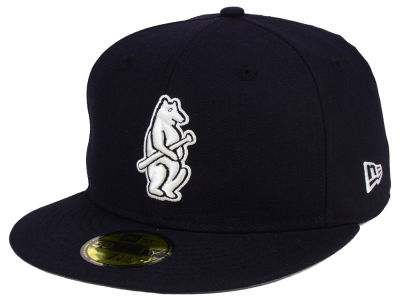 Chicago Cubs New Era MLB Cooperstown 59FIFTY Cap c5e79107cbea