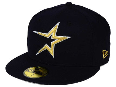 Houston Astros New Era MLB Cooperstown 59FIFTY Cap