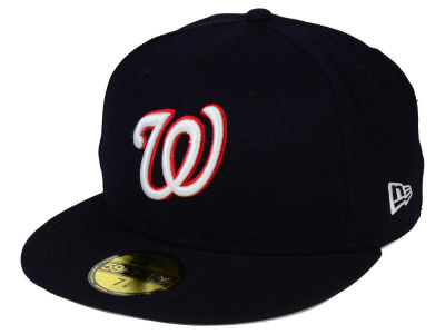 Washington Nationals New Era MLB Cooperstown 59FIFTY Cap