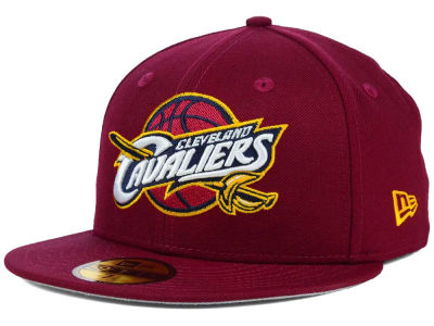 Cleveland Cavaliers New Era NBA Cavs HM 59FIFTY Cap