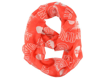 Detroit Red Wings Love Print Infinity Scarf