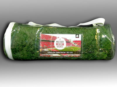 Ohio State Buckeyes 2x4 Bag of Turf
