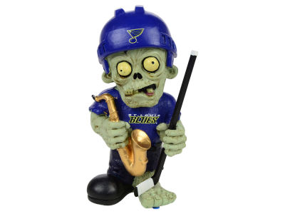 St. Louis Blues Zombie Figure