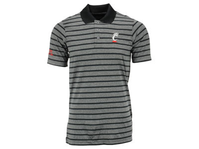 Cincinnati Bearcats NCAA Men's Birdie Poly Polo Shirt