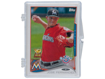 Miami Marlins 50 Card Pack-Assorted