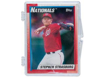 Washington Nationals 50 Card Pack-Assorted