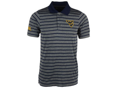 West Virginia Mountaineers NCAA Men's Birdie Poly Polo Shirt