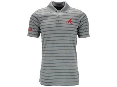Alabama Crimson Tide NCAA Men's Birdie Poly Polo Shirt