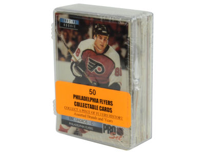 Philadelphia Flyers 50 Card Pack-Assorted