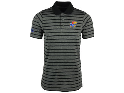 Kansas Jayhawks NCAA Men's Birdie Poly Polo Shirt