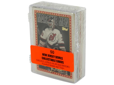 New Jersey Devils 50 Card Pack-Assorted