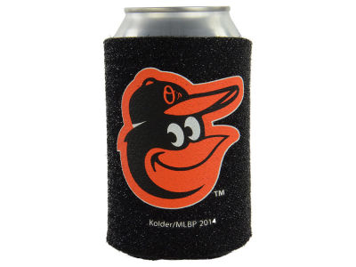 Baltimore Orioles Glitter Can Coozie