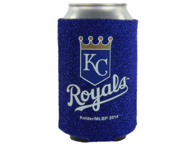 Kansas City Royals Glitter Can Coozie