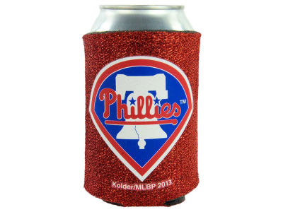 Philadelphia Phillies Glitter Can Coozie