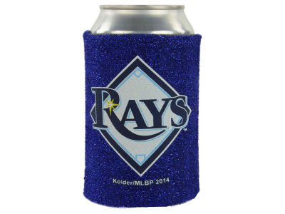Tampa Bay Rays Glitter Can Coozie