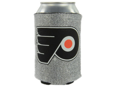 Philadelphia Flyers Glitter Can Coozie