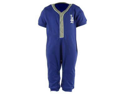 Los Angeles Dodgers MLB Newborn Outfield Coverall