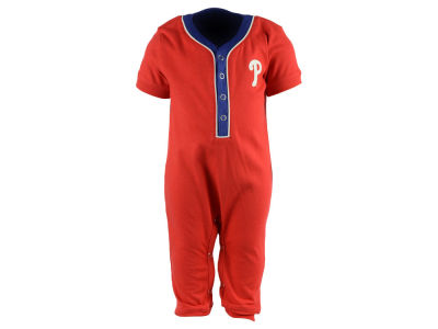 Philadelphia Phillies MLB Newborn Outfield Coverall