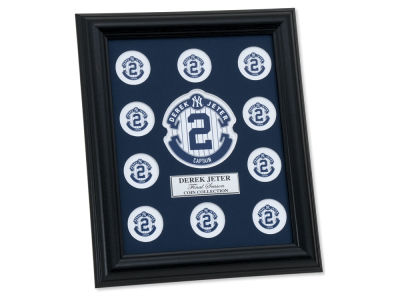 New York Yankees Derek Jeter Desk Top Coin Display Frame Derek Jeter Retirement
