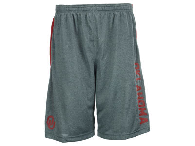 Oklahoma Sooners NCAA Men's All Day Poly Shorts