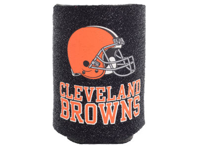 Cleveland Browns Glitter Can Coozie