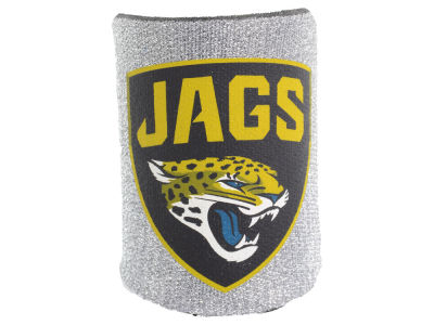 Jacksonville Jaguars Glitter Can Coozie