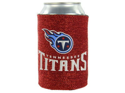 Tennessee Titans Glitter Can Coozie