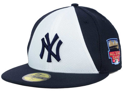 New York Yankees New Era MLB 2014 All Star Game Derek Jeter Commemorative Patch 59FIFTY Cap
