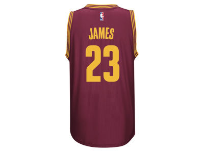 Cleveland Cavaliers LeBron James NBA Youth New Swingman Jersey