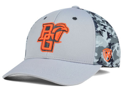 Bowling Green Falcons Top of the World NCAA Pursuit M-Fit Cap