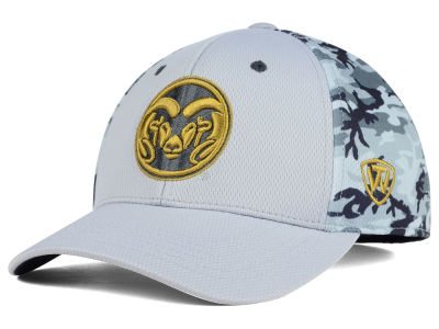Colorado State Rams Top of the World NCAA Pursuit M-Fit Cap