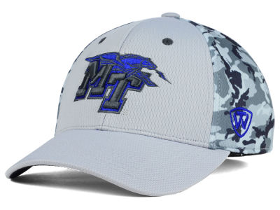 Middle Tennessee State Blue Raiders Top of the World NCAA Pursuit M-Fit Cap