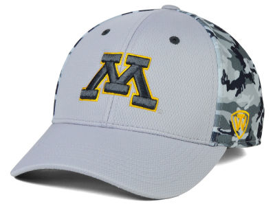 Minnesota Golden Gophers Top of the World NCAA Pursuit M-Fit Cap