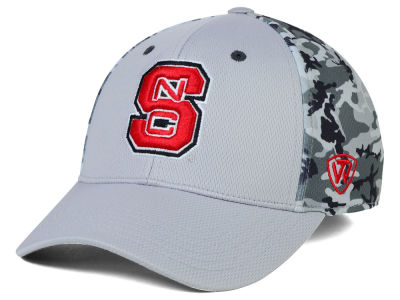 North Carolina State Wolfpack Top of the World NCAA Pursuit M-Fit Cap