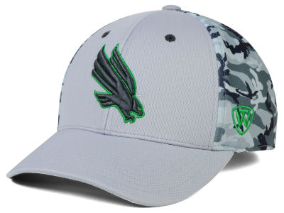 North Texas Mean Green Top of the World NCAA Pursuit M-Fit Cap