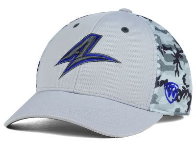 UNC Asheville Bulldogs Top of the World NCAA Pursuit M-Fit Cap