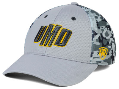 Minnesota Duluth Bulldogs Top of the World NCAA Pursuit M-Fit Cap